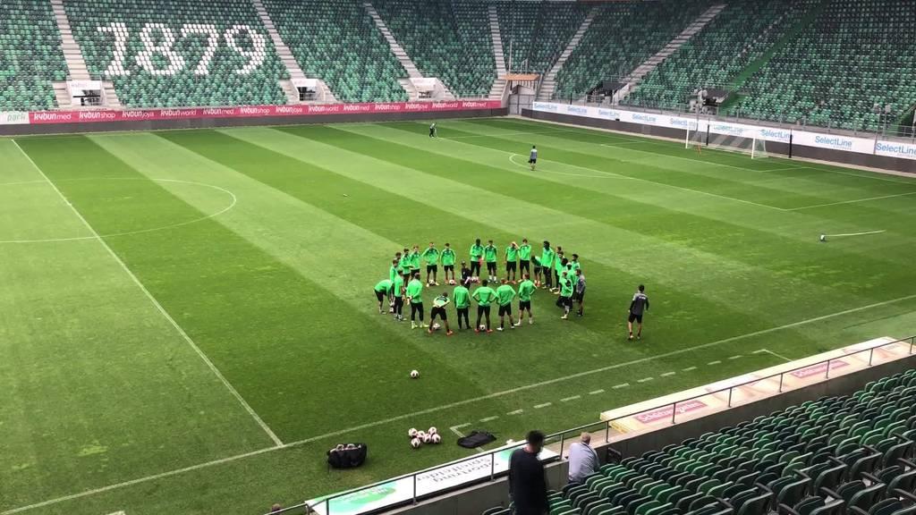 Europa-League-Qualifikation: FCSG-Fans glauben nicht an Sieg