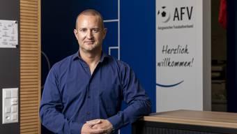 Geschäftsführer Hannes Hurter steht mit dem AFV vor einer Saison voller Fragezeichen.