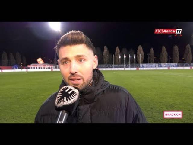 Stimmen zum Spiel FC Wohlen - FC Aarau 1:1
