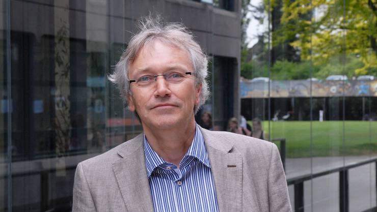 Hans Rudolf Stauffacher gibt das Rektoren-Amt 2016 ab.