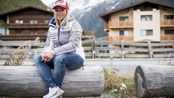 Lara Gut steht im öffentlichen Interesse um das Schweizer Ski-Team häufig im Fokus, sie selber sieht sich aber einfach als Teil der gesamten Mannschaft.
