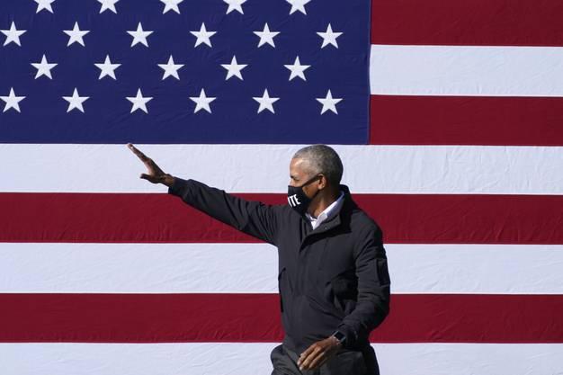 Im Wahlkampf schwang Obama die Werbetrommel für seinen Freund Joe Biden. Was folgt als nächstes?