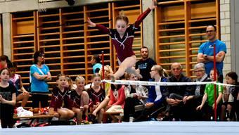 Aylin Fehr vom Kutu Urdorf war letztes Jahr beim Limmat-Cup auch dabei.
