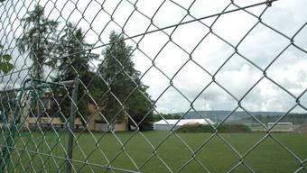Auf diesem Gelände will die Stadt seit 2010 einen Skatepark realisieren.