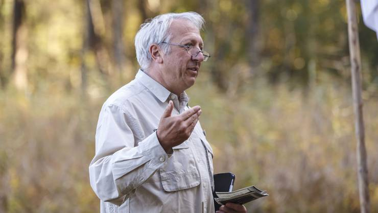 Urs Tester ist Artenschutzexperte bei Pro Natura.