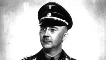 Der Chef der SS Heinrich Himmler gilt als wichtigster Kopf des Nationalsozialismus neben Adolf Hitler.