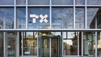 Hauptsitz des Medienunternehmens TX Group, das unter Tamedia  den «Tages-Anzeiger» herausgibt.