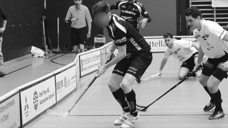 Raphael H. spielte seit 2018 bei Unihockey Mittelland. (Archiv)