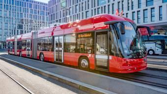 Die Lieferung von Hess umfasst 12 Fahrzeuge des Typs «lighTram® 25 DC»