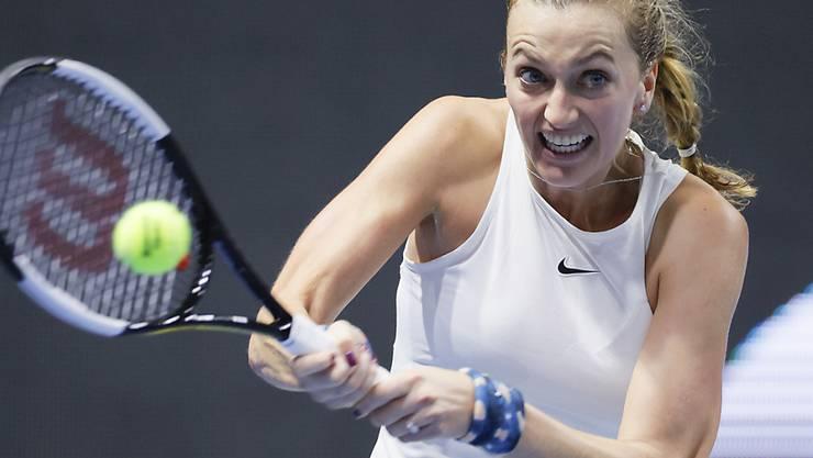 Petra Kvitova will ihre Emotionen mit den Fans teilen und kann sich Spiele ohne Zuschauer nicht mehr vorstellen
