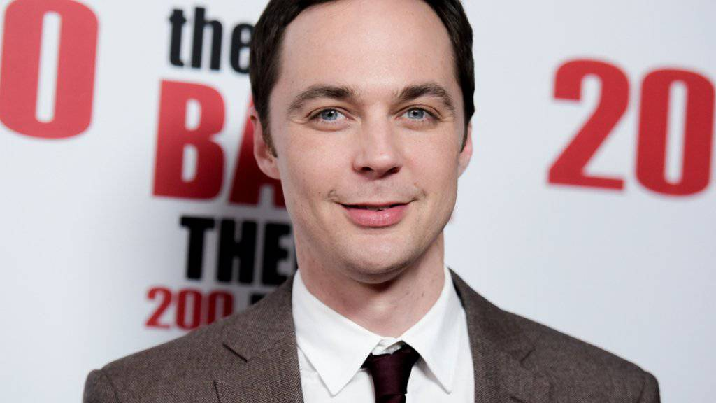 Jim Parsons spielt den Physiker Sheldon in der 200. Episode der Kultserie «The Big Bang Theory» (Archiv)