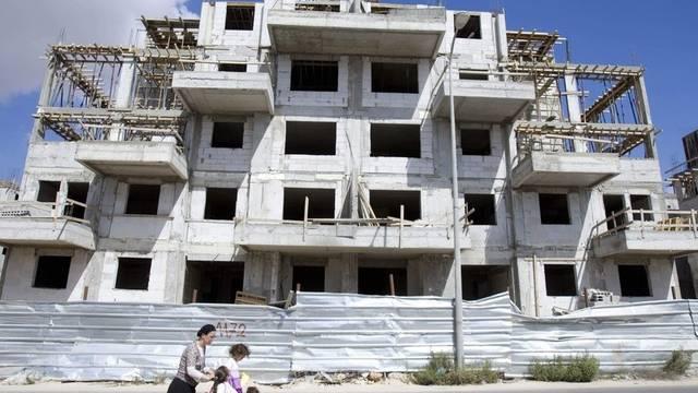 USA wollen Siedlungsbau nicht vor die UNO bringen (Symbolbild)