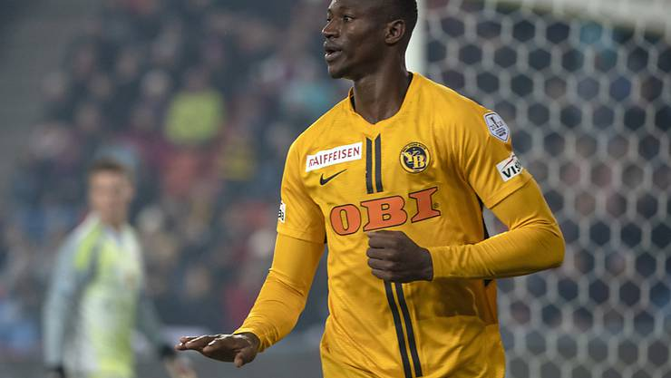 Mohamed Ali Camara spielt seit diesem Sommer für die Young Boys. Den Rückrunden-Start am 2. Februar dürfte der Innenverteidiger aus Guinea wegen einer Oberschenkelverletzung aber verpassen