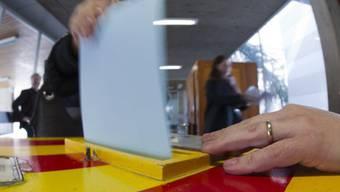 Abstimmungsurne (Archiv)