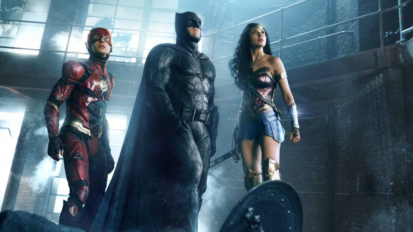 Kinotipp: Justice League