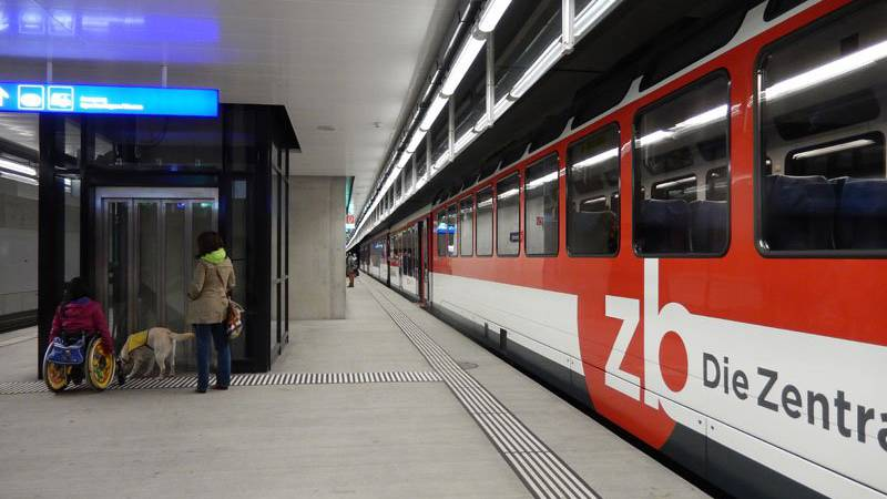 Gericht ebnet Weg zur Zentralbahn-Doppelspur