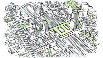 Nauentor – SBB und Post investieren 450 Millionen Franken in die Überbauung am Basler Bahnhof SBB