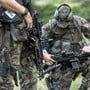 Mit moderneren Waffen in die Zukunft: Der Nationalrat hat die Armeebotschaft 2019 mit einem Volumen von gut zwei Milliarden Franken durchgewinkt. (Archivbild)