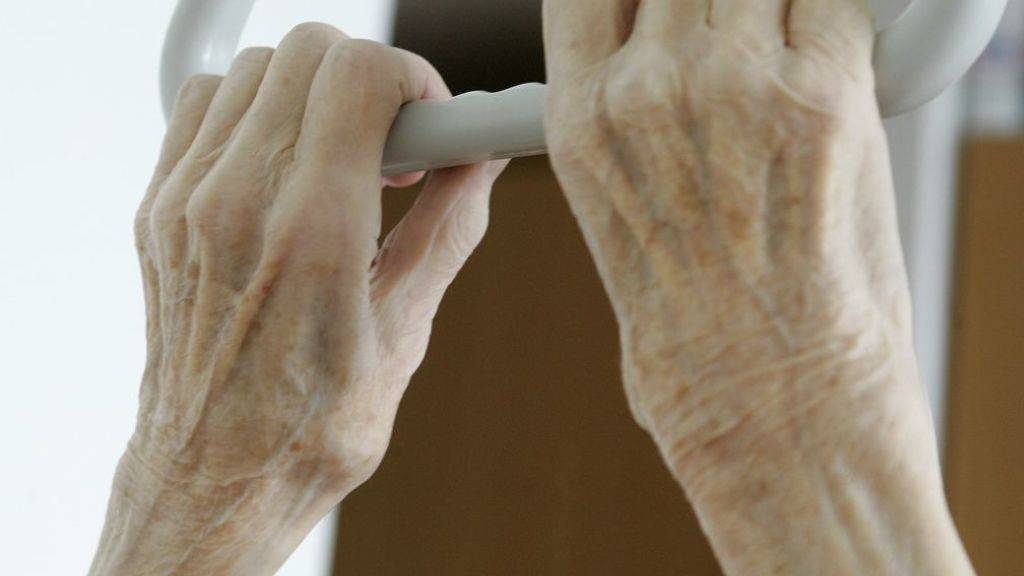 Ein Drittel der Schweizer verbringen ihr letztes Lebensjahr im Alters- oder Pflegeheim ohne Hospitalisierung. (Symbolbild)