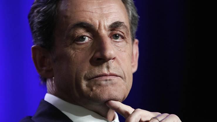Vor Gericht unterlegen: Der ehemalige französische Präsident Nicolas Sarkozy, hier auf einem Bild von 2015.