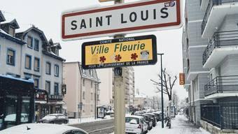 Blick über die Grenze: Die Bürgermeisterin von Saint-Louis freut sich über mehr Einfluss.
