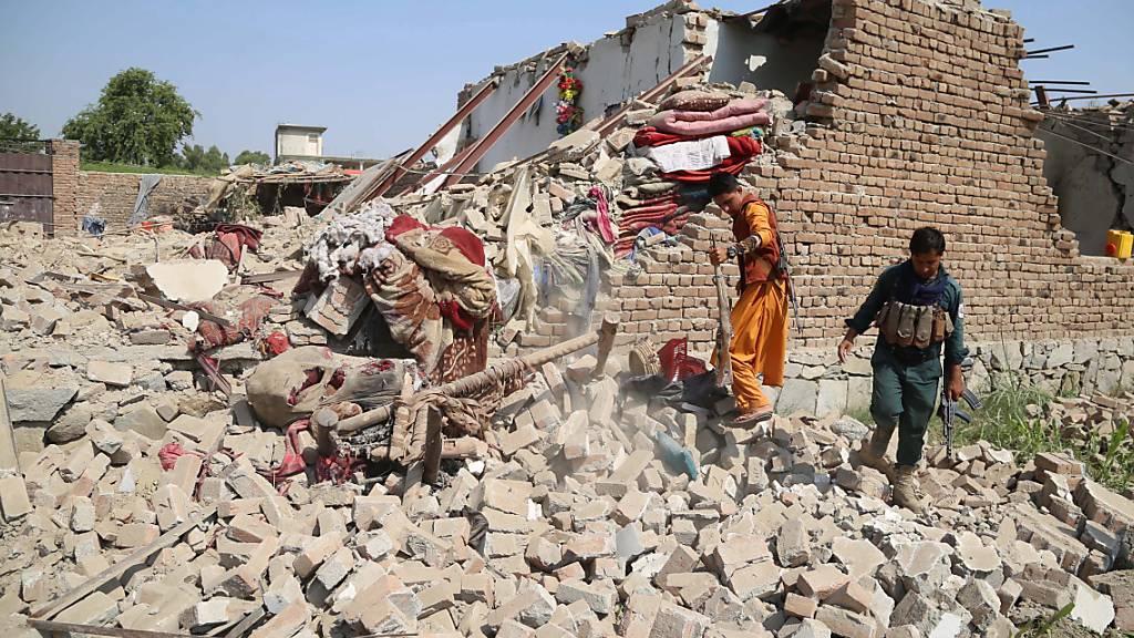 Neuer Anlauf für einen Frieden in Afghanistan