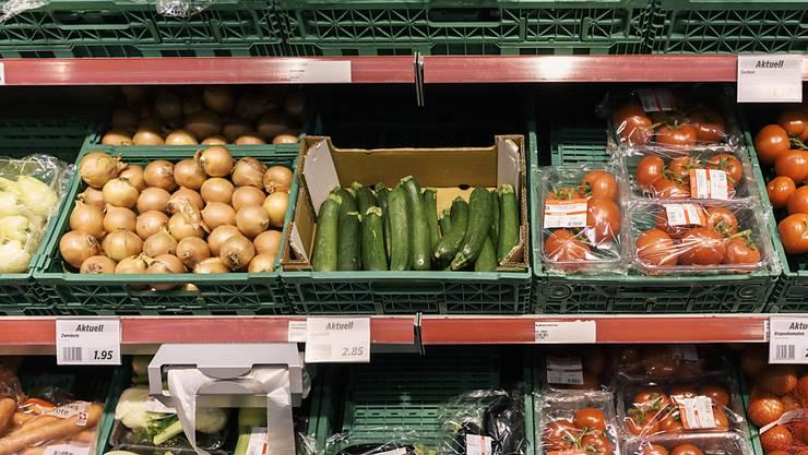 Der Bauernverband kritisiert, dass die Produzenten von Agrarprodukten zu wenig vom Verkaufspreis erhalten. (Themenbild)