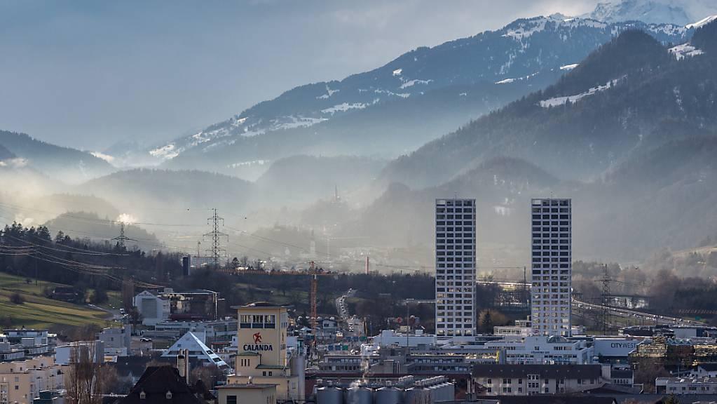 In Chur entstehen 75 neuen Arbeitsplätze im Bereich der Zukunftstechnologien. (Archivbild)