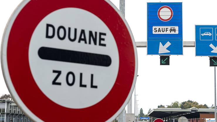 Im letzten Jahr pendelten leicht weniger ausländische Arbeitnehmer in die Schweiz. (Symbolbild)