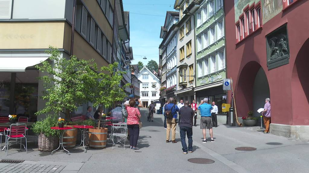 Jodlerfest 2022: Appenzell erwartet 45'000 Besucher