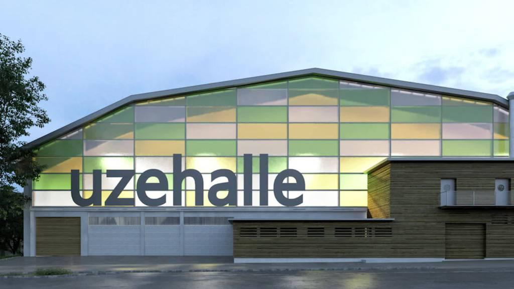 Eishalle Uzwil: Komitee lanciert Petition gegen Farbkonzept