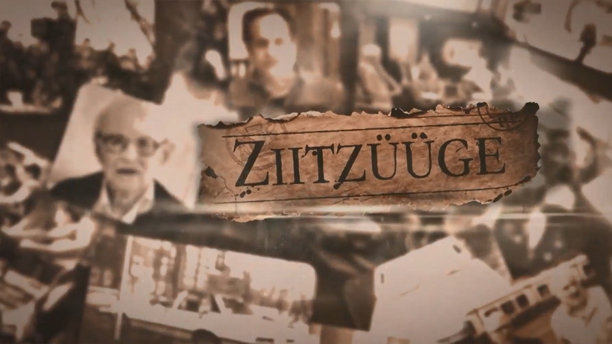 Tele 1 zeigt die Serie «Ziitzüüge»