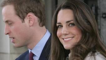 Brav lächeln und hart arbeiten: Kate Middleton (Archiv)