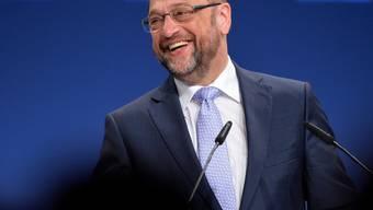 """Jeden Abend eine Seite: SPD-Kanzlerkandidat Martin Schulz schreibt Tagebuch, um """"Anspruch und Wirklichkeit in ein adäquates Verhältnis zu bringen"""". (Archivbild)"""