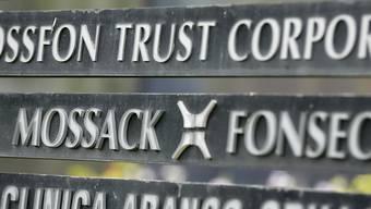 """Im Zusammenhang mit den """"Panama Papers"""" ist zum ersten Mal in den USA Anklage gegen vier Personen erhoben worden. Sie sind Kunden oder Angestellte der Anwaltskanzlei Mossack Fonseca in Panama, die dieses Jahr geschlossen wurde.  (Foto: Arnulfo Franco/AP Archiv)"""