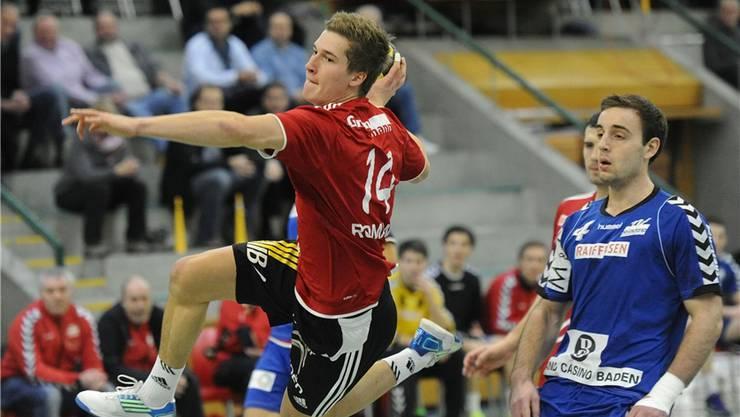 In der Hochburg gross geworden: Patrick Romann wurde geboren, als Suhr in die NLA aufstieg.