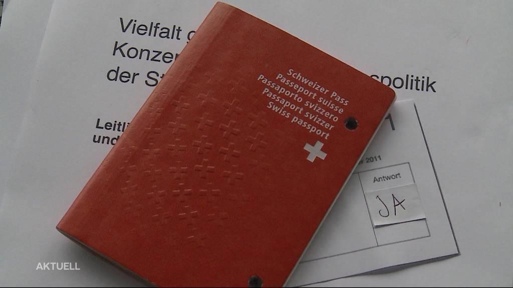 Aarau will Stimm- und Wahlrecht für Ausländer einführen