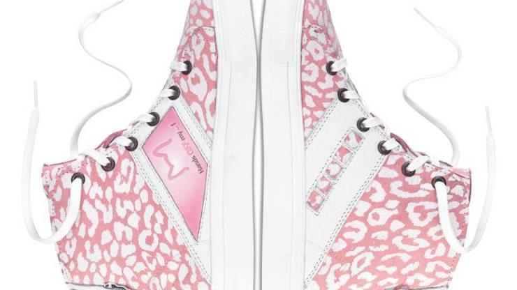 Frauenschuh «Pyssyhat Sneaker»