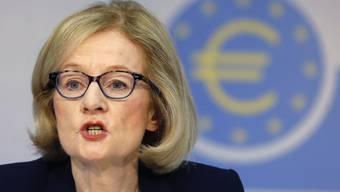 Danièle Nouy, Chefin der europäischen Bankenaufsicht (Archiv)