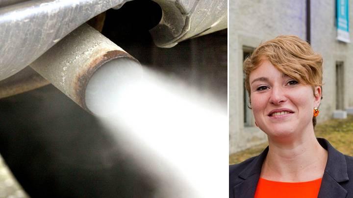 Irène Kälin (Lenzburg) von den Grünen hatte mit ihrer Motion gefordert, dass auch die externen oder – je nach Sprachregelung – indirekten Kosten des Strassenverkehrs direkt aus der Strassenkasse bezahlt werden sollen.
