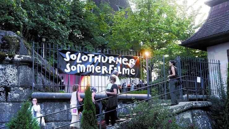 Vom 19. bis 24. August finden die 18. Solothurner Sommerfilme auf der Krummturmschanze statt.