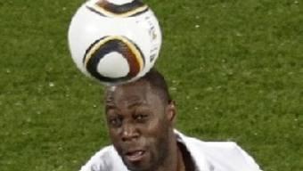Auch Ledley King, der Ersatz von Captain Rio Ferdinand, ist angeschlagen