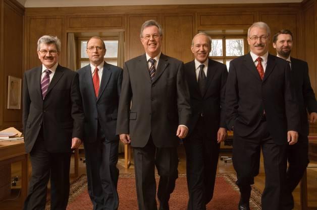 Aargauer Regierungsrat 2006