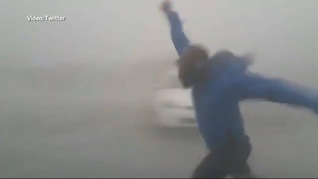 Florida: Meterhohe Sturmflut erwartet