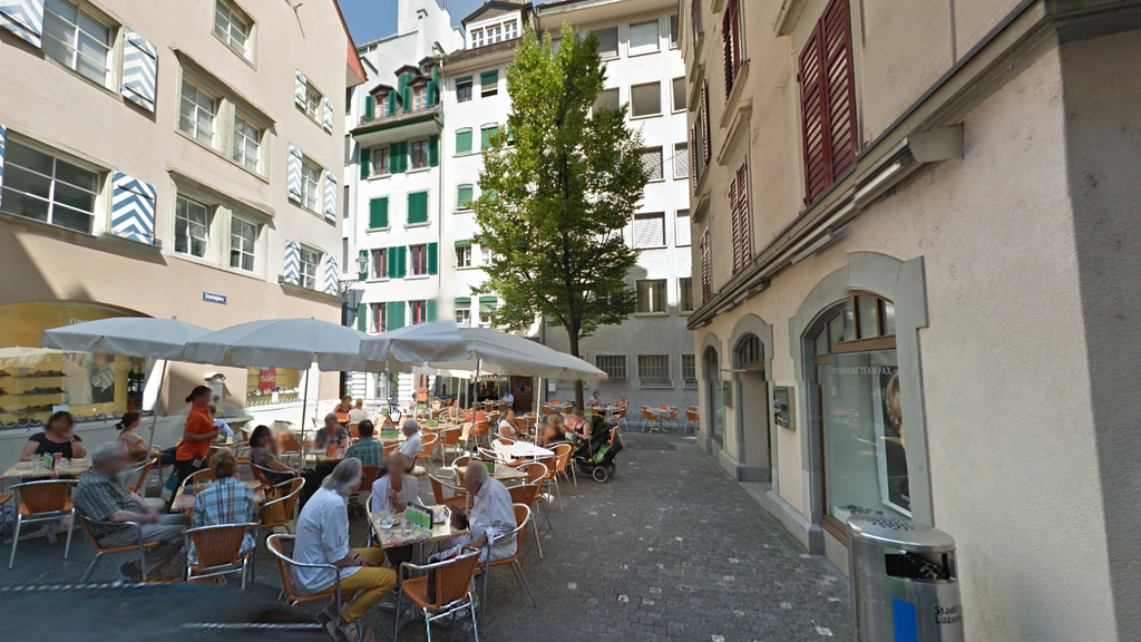 Raubüberfall in der Luzerner Altstadt