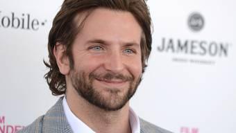 """Spielt die Hauptrolle im Remake des deutschen Films """"Kokowääh"""": US-Star Bradley Cooper (Archiv)"""