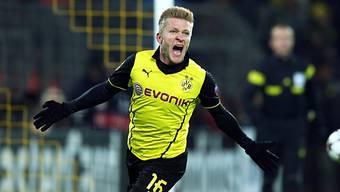 Blaszczykowski sorgte mit dem 2:0 für grosse Erleichterung beim BVB
