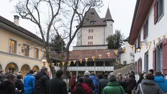 Eröffnung des Hexenmuseums auf dem Schloss Liebegg