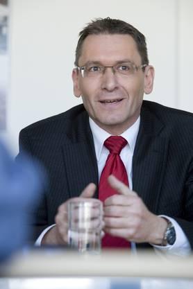 «Ich bin beunruhigt»: Pirmin Bischof (CVP/SO).