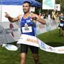 Leichtathletik: Laufsport, Halbmarathon, Hallwilerseelauf, 2019 (12.10.2019)